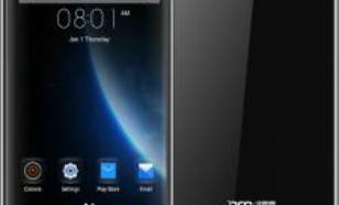 DooGee F3 Pro Dual SIM Czarny (DGF3PROBLACK)