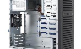 Supermicro Obudowa CSE-732D2-500B mid-tower