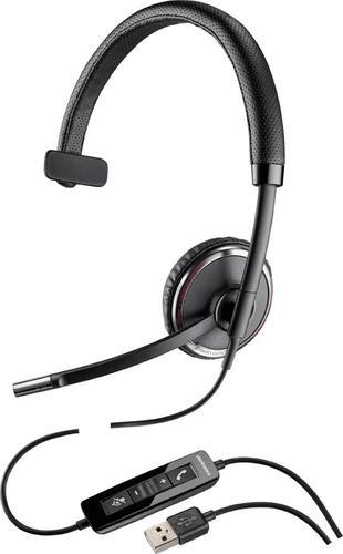 Plantronics Blackwire C510 USB Mikrofon, przyciski