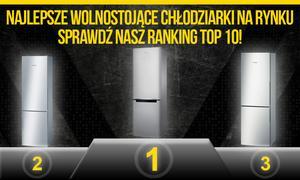 Najlepsze Wolnostojące Chłodziarki Na Rynku - Sprawdź Nasz Ranking TOP 10!