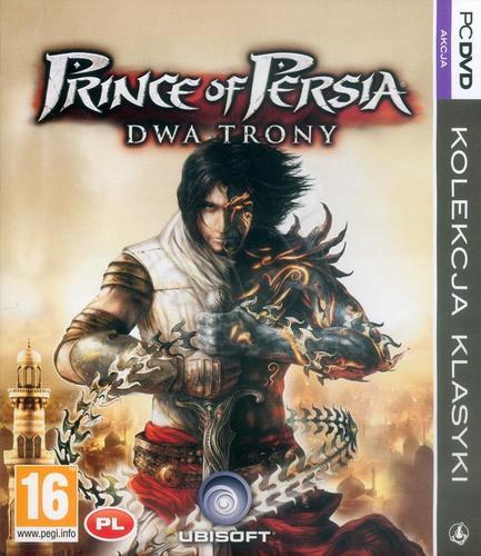 PKK Prince of Persia: Dwa Trony
