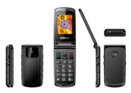 Telefon komórkowy Maxcom MAXCOMMM822BB