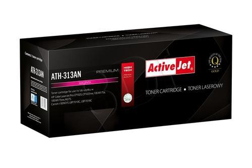 ActiveJet ATH-313AN magenta toner do drukarki laserowej HP (zamiennik 126A CE313A) Premium
