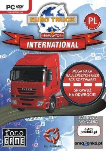 Techland Euro Truck Simulator: International PC