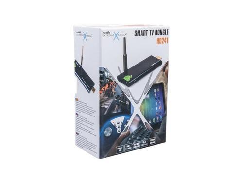 NATEC Smart TV Dongle HD241 Flash 8GB WiFi