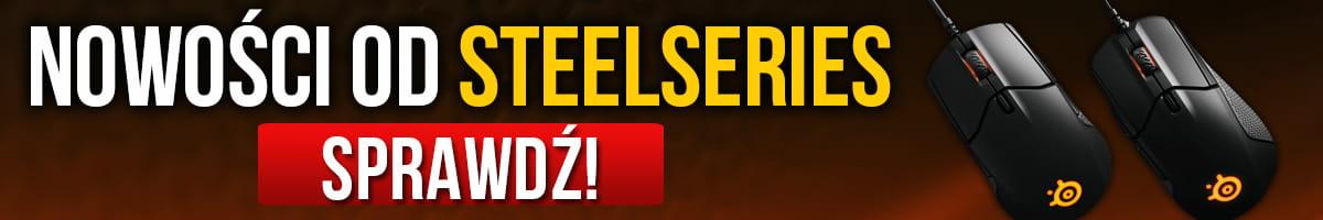 Sensei 310 i Rival 310 - Recenzja Nowości od SteelSeries