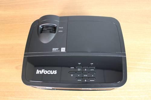 Test projektora Infocus SP1080 8