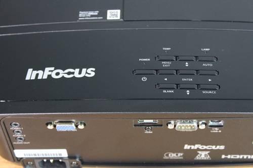 Test projektora Infocus SP1080 10