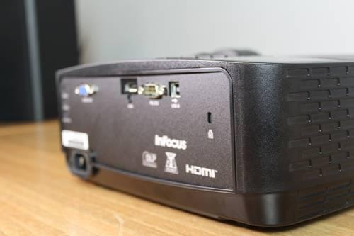 Test projektora Infocus SP1080 12
