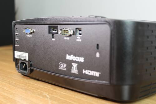 Test projektora Infocus SP1080 13
