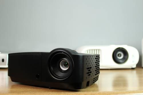 Test projektora Infocus SP1080 16