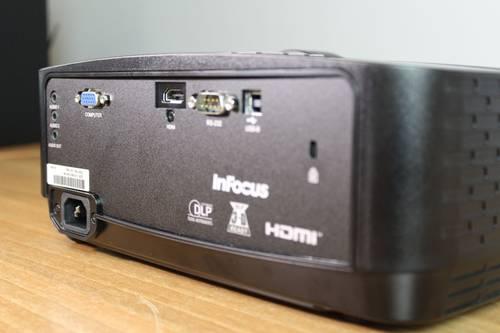 Test projektora Infocus SP1080 20